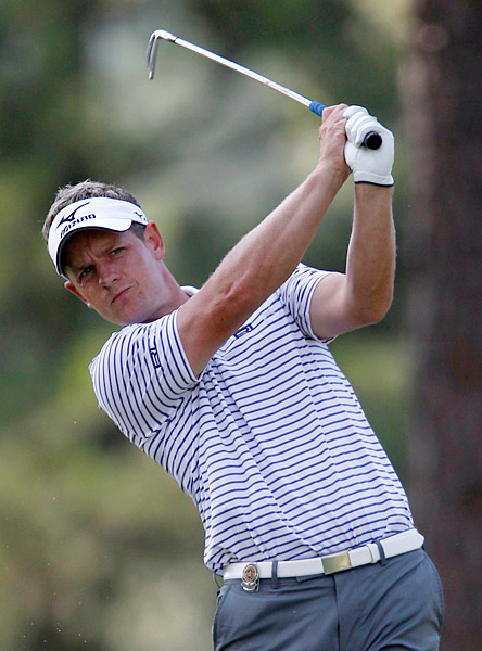 Luke Donald needs a major title to shore up his career resume.