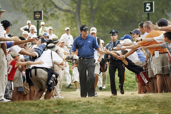3. Because it's the last                           major of the season                           Sure, the FedEx Cup                           playoffs — and their                           $10 million first                           prize — now cap the                           season, but the format                           has been tepidly                           received. The majors                           are the majors, the                           place where legends                           are cemented, and, in                           the case of the PGA,                           where player-of-the-year                           honors and                           Ryder/Presidents Cup                           teams are often                           decided. No other                           major holds that clout.