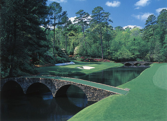 Augusta National Golf Club, Augusta, Georgia: The 300 or so members of Augusta National include generations of Southern society folks and corporate titans who are discouraged from using the club too often. Microsoft founder Bill Gates was kept out for years for the sin of stating publicly that he wanted in. He made it, eventually.