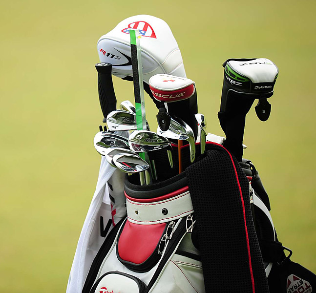 Bo Van Pelt plays Mizuno MP-69 irons.