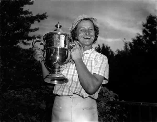7. Babe Didrikson Zaharias                       She was a two-time Olympic gold medal winner in track and field, an All-American basketball player, a tennis great and a bowling legend. She won 31 golf tournaments, including three U.S. Women's Opens, and helped found the Ladies Professional Golf Association.