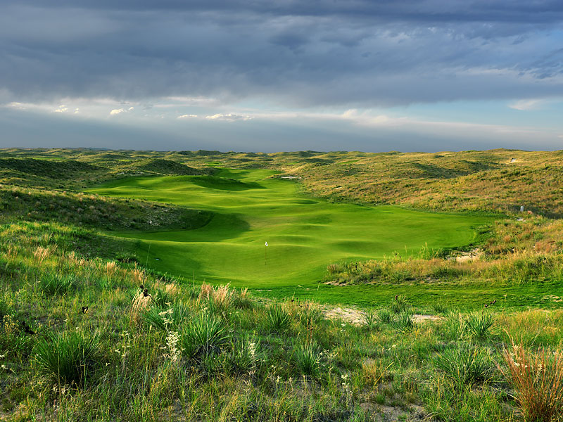 Ballyneal, Holyoke, Colo.: New ownership may have recently taken over this private Tom Doak design, but what hasn't changed is the quality of this full-fledged links layout (minus the sea, of course).