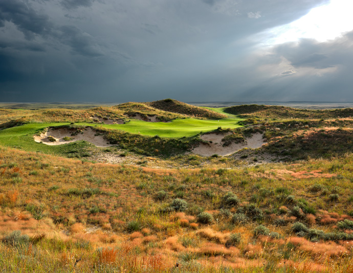 40. Ballyneal                           Holyoke, Colo.More Top 100 Courses in the U.S.: 100-76 75-5150-2625-1