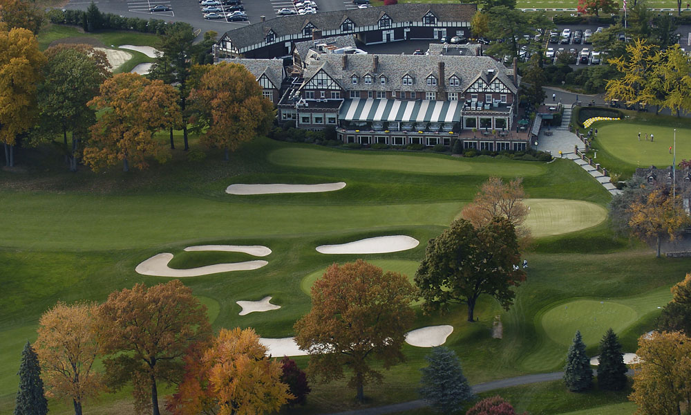 Baltusrol last hosted the U.S. Open in 1993, when Lee Janzen took home the title. Baltusrol has held the U.S. Open six times, the first being in 1915.