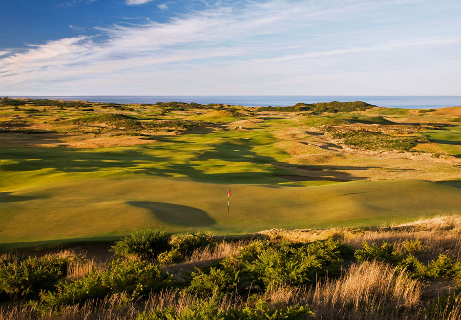 Bandon Dunes Golf Resort; Bandon, Ore.; 888-345-6008; bandondunes.com