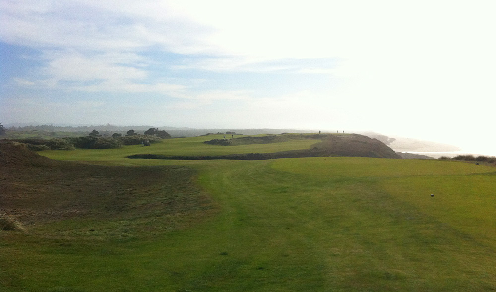 Bandon Dunes -- Bandon, Ore.                           Submitted by Timothy Ross