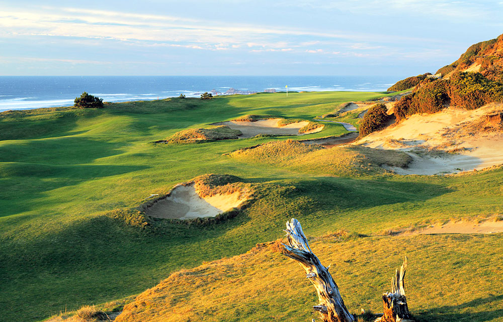 Pacific Dunes                            Bandon, Ore.                           No. 19 World, No. 11 U.S.