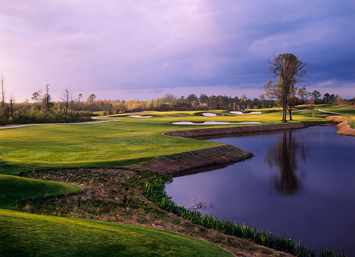 85. Barefoot Resort (Love) North Myrtle Beach, S.C.; Davis Love III (2000) -- $90-$185, barefootgolf.com