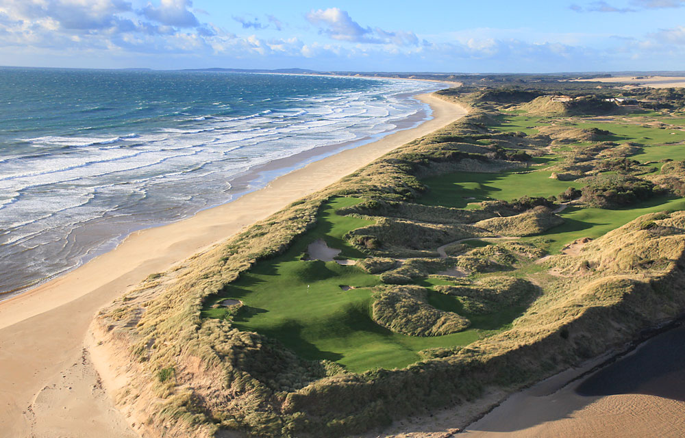 Barnbougle Lost Farm                           Bridport, Australia                           No. 82 World