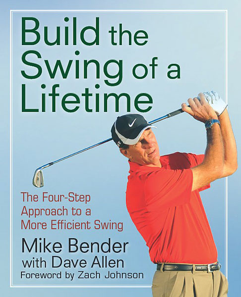 Build the Swing of a Lifetime ($26; amazon.com)                           Mike Bender was the 2009 PGA of America National Teacher of the Year and is still a Golf Magazine Top 100 Teacher and Zach Johnson's coach. In this1 75-page book he explains fundamentals like alignment and aim, how to keep your club on plane and how to turn effectively. Scanning QR codes placed throughout the book open videos in your smart phone.