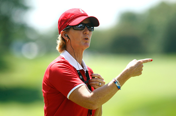 Solheim Cup Record: 10-9-7