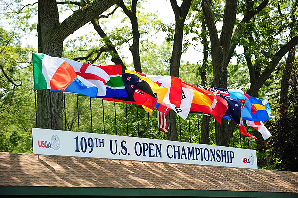 The U.S. Open will begin on Thursday, June 18.