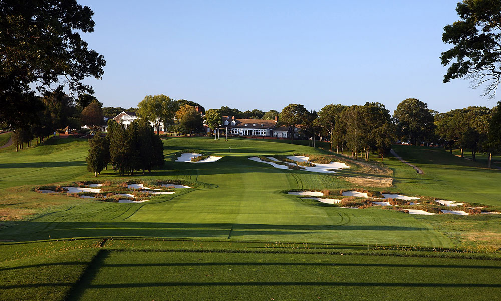 Bethpage Black hosted its second Open in 2009, when Lucas Glover raised the trophy. Tiger Woods won the first Open at Bethpage Black in 2002.