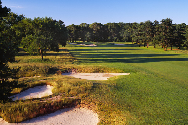 3. Bethpage State Park (Red Course)                           Farmingdale, N.Y.                                                      Bethpage's B-list course lacks the drama of the famed Black Course, but that has its compensations: the Red costs a fraction of the price, is a lot easier to get on, and offers a more than adequate test of your game. This A.W. Tillinghast design will exhaust your long irons and Rescue clubs, thanks to four par-4s on the back nine alone of 463 yards or longer.