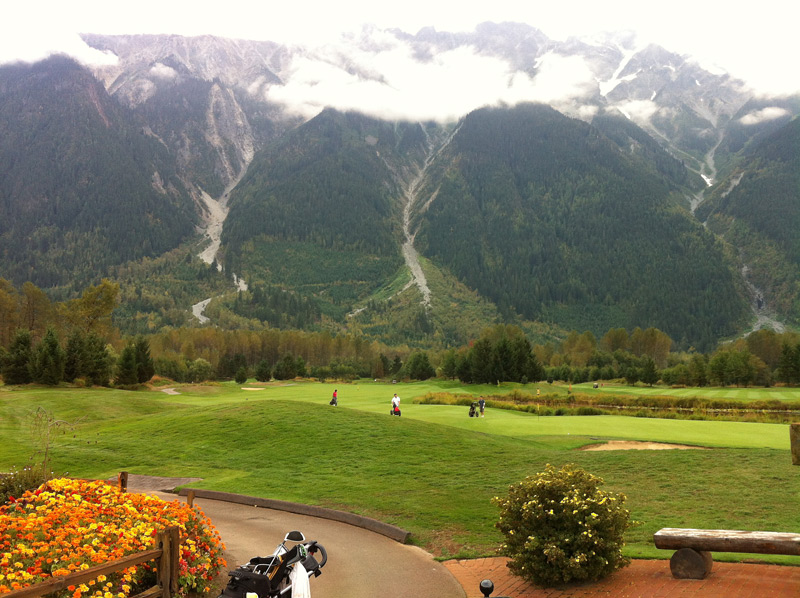 Big Sky Golf and Country Club -- Pemberton, British Columbia, Canada                            Submitted by Mike Tsirogiannis