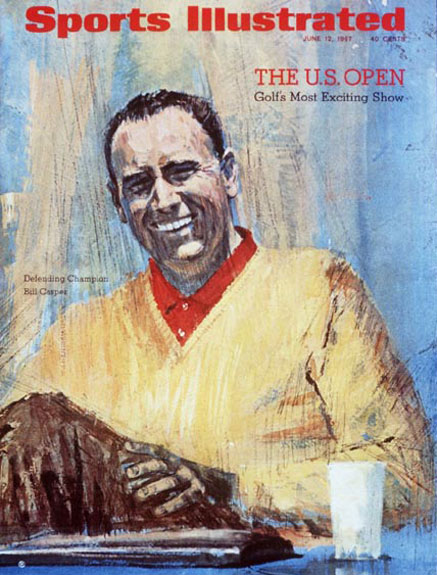 1967 U.S. Open Preview: Defending Champion Billy Casper, June 12, 1967