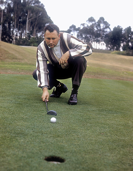 Billy Casper, Ryder Cup Record: 20-10-7                           Billy Casper played in a total of eight Cups for the Americans, amassing 23.5 points, which tops the list for the U.S. He's tied for the second-most wins (20) and captained the team to victory in 1979, the first year in which the opposing team was opened up to players from continental Europe.