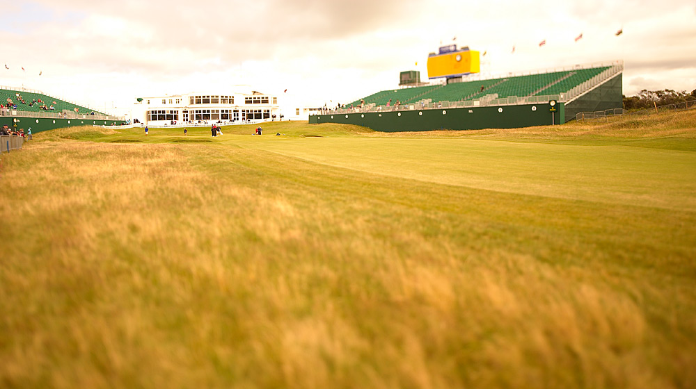 5. Royal Birkdale -- England (1965, 1969) Many of the game's elite consider this course to be the finest of all Open rota layouts. Checking in at No. 30 in the world, Birkdale boasts towering sand hills and no blind shots. Host to nine Opens, most recently Padraig Harrington's win in 2008, it might be best known as the site of the Concession, when Jack Nicklaus conceded Tony Jacklin's two-and-a-half footer to preserve a 16-16 tie, one of the greatest acts of sportsmanship in golf history.