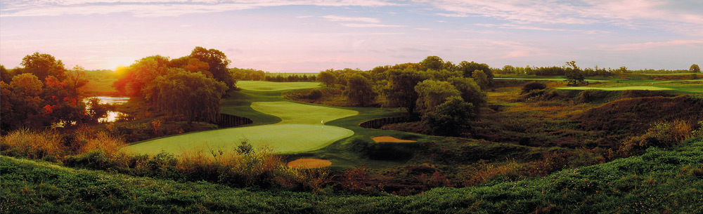 11. Blackwolf Run (River)                            Kohler, Wisc. -- $250-$280, americanclubresort.com