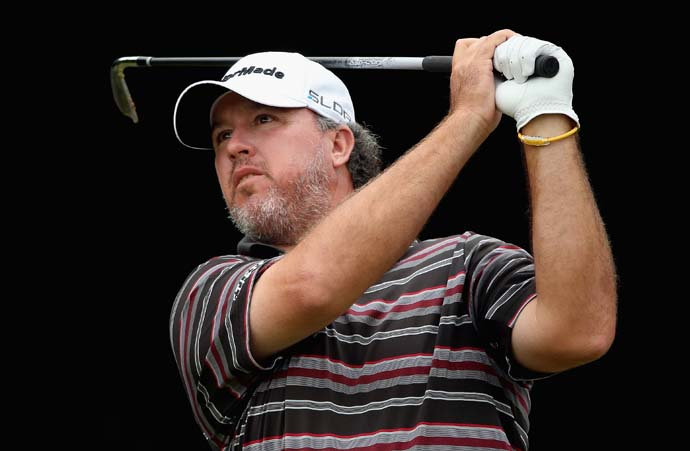 """You can bring me white rice or brown rice, just let me doctor it up. Don't be putting any of that Fung-man-egg-choo stuff in there.""                           --Boo Weekley on enjoying the feed when he plays in Asia."