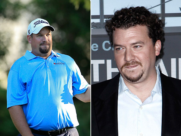 Brendon de Jonge and Danny McBride (or Kenny Powers)