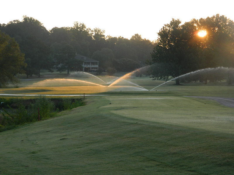 Brown Acres Golf Club -- Chattanooga, Tenn.                            Submitted by Norman Reece