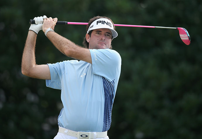 """""""My best finish is 37th. So unless 37th moves me to No.1, we probably don't need to worry about that.""""                           --Bubba Watson on his chances of becoming No. 1 in the world with a good week at the Players Championship. Watson finished T48."""