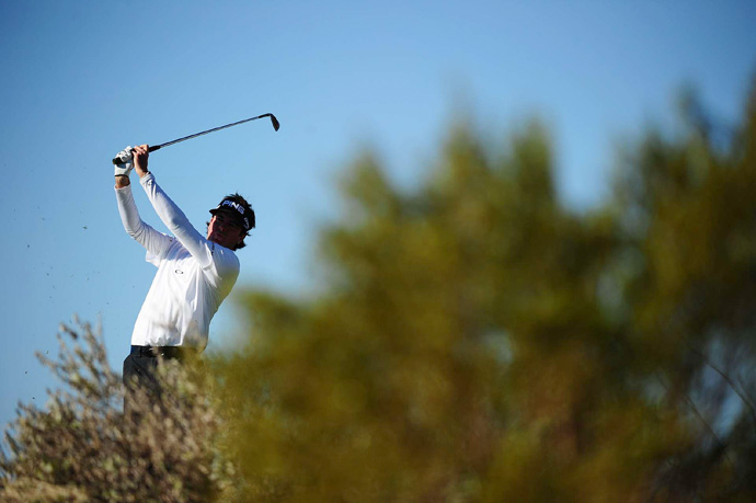 Despite not being a fan of match play, Watson reached the round of 16 before losing to Day.