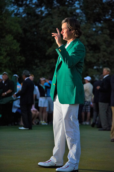 Bubba Watson is the latest winner of the most famous jacket in golf, but the Masters isn't the only tournament to award its winner with a sport coat. From Quail Hollow to the Australian Masters, here are the others.