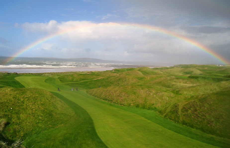 Ballybunion Golf Club (Old Course) -- Ballybunnion, Co. Kerry, Ireland                           Submitted by Alan Paleczny