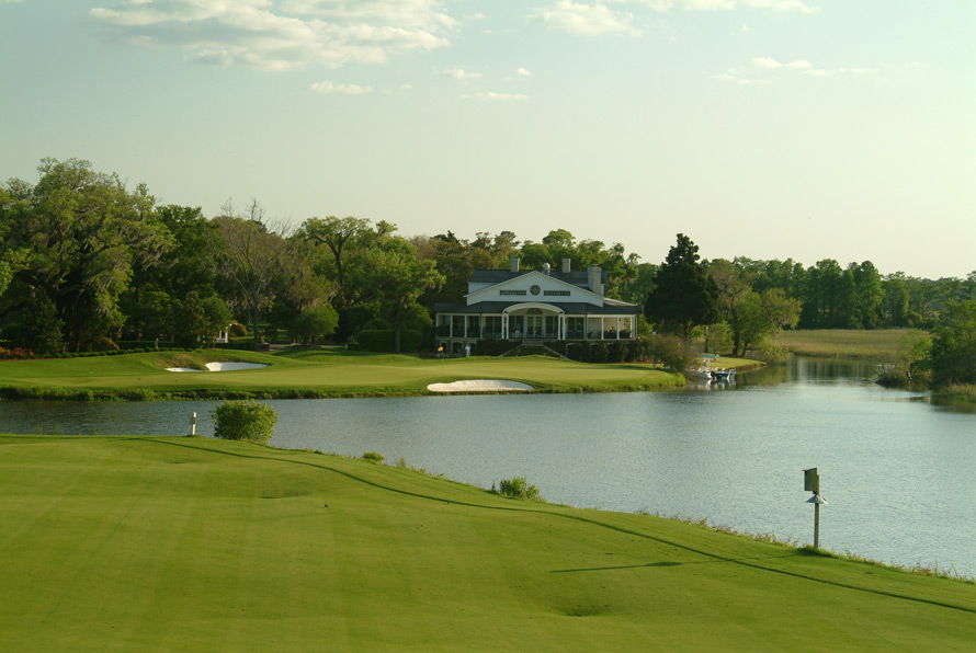 Caledonia Golf and Fish Club                            Pawleys Island, S.C. -- $110-$200, fishclub.com
