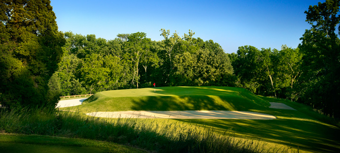 38. Camargo                           Indian Hill, OhioMore Top 100 Courses in the U.S.: 100-76 75-5150-2625-1