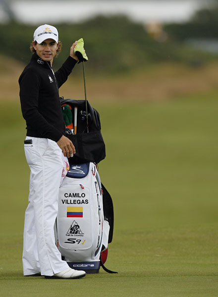 Colombian Camilo Villegas was a three-time All-American at the University of Florida. One of the best young players on the Tour, Villegas is vying to take the next step at Turnberry and become a major champion.