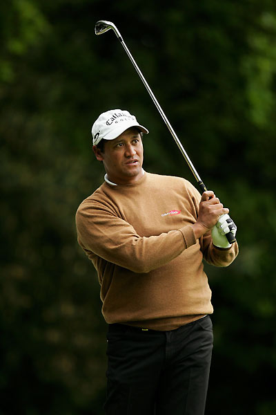 Michael Campbell                       Hero stuff: 2005 U.S. Open                       champion                                              What's the best                       way to approach                       a stressful shot?                                              Chill out. Stay in the                       present time. That's                       your point of                       power — not what                       has happened or                       will happen. Enjoy                       the moment.                                              Could Tour                       pros play                       any slower?                                              We play for more                       money now, so guys                       are taking more                       caution before                       their shots, more                       practice swings.                       But five hours for                       a three-ball is                       quite disgusting.                                              Who would                       you pay                       to watch?                                              Well, obviously                       Tiger is the guy.                       He's a playing at a                       different level than                       everyone else on                       Tour right now.