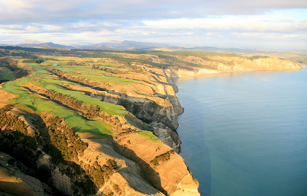 Cape Kidnappers                           Hawke's Bay, New Zealand                           No. 33 World