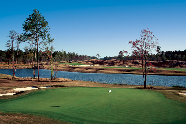 10. Cape Fear National at Brunswick Forest                             Leland, N.C.                             7,217 yards, par 72                             Green Fees: $60-$110                             888-342-3622                             capefearnational.com