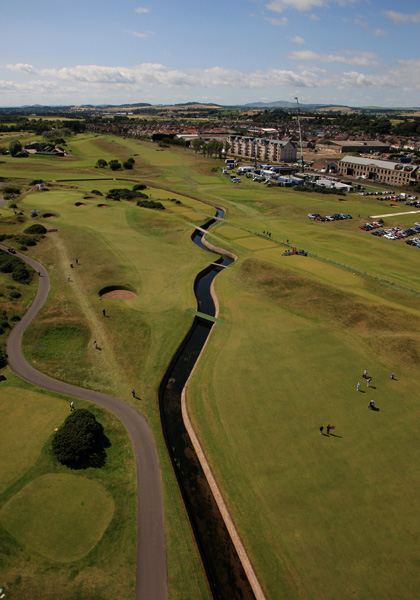 23. Carnoustie (Championship)Carnoustie, ScotlandMore Top 100 Courses in the World: 100-76 75-5150-2625-1