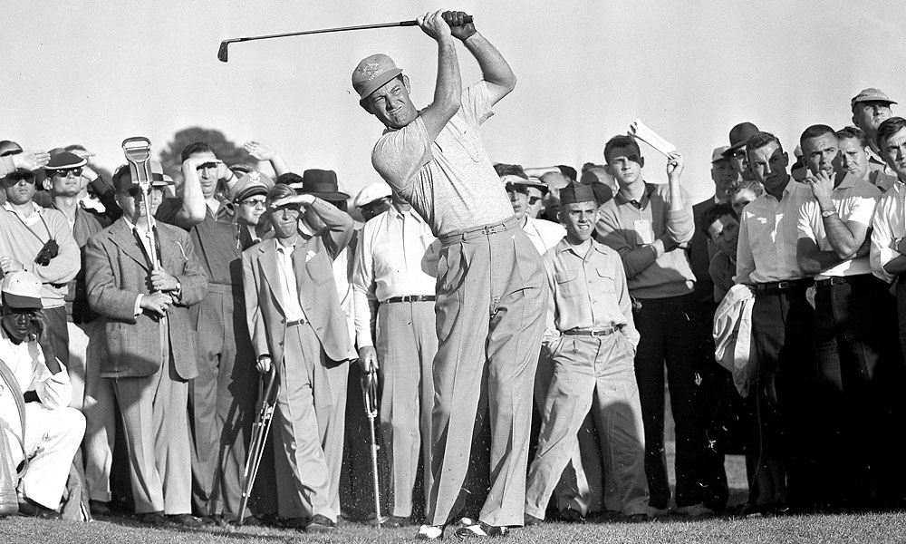 10. Cary Middlecoff (January 6, 1921 - September 1, 1998)                           40 PGA Tour wins