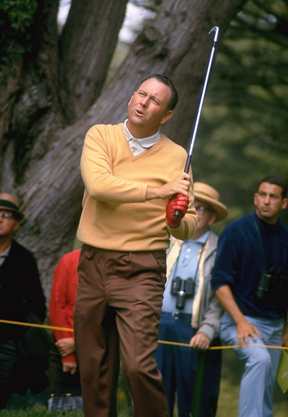 7. Billy Casper (June 24, 1931 - )                       51 PGA Tour wins