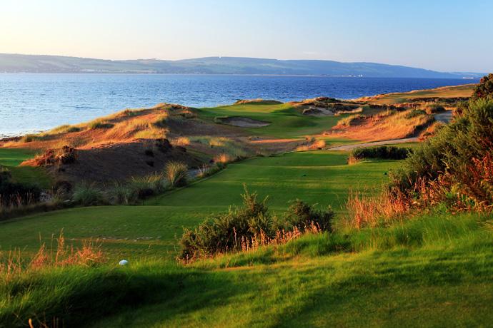 56. Castle StuartInverness, Scotland                           More Top 100 Courses in the World: 100-76 75-5150-2625-1