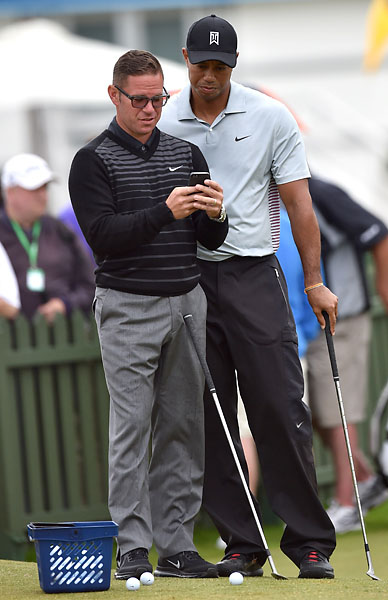 """I liken Tiger Woods to being a football team and if he were a footbal team and Sean were the coach, he would have been fired a long time ago.""                           --Brandel Chamblee on the Tiger Woods-Sean Foley split."