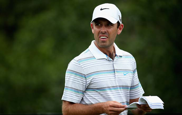 """I played pretty flawless golf.""                           --Charl Schwartzel on his final-round 68 to win the Alfred Dunhill Championship."