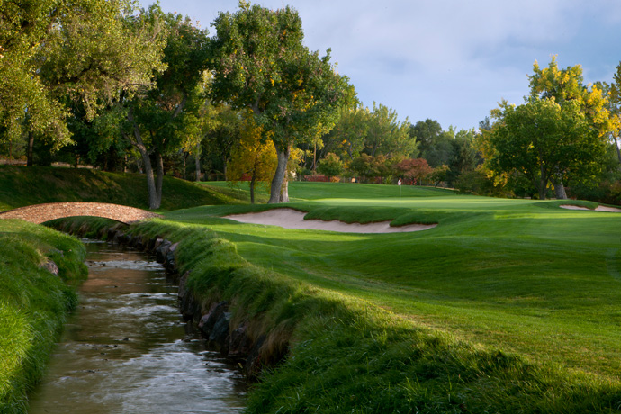 Cherry Hills C.C. -- Cherry Hills Village, Colo.                           In 1978, the last time the Open came to this mile-high club, the tee at the par-4 first was stretched back 50 yards to prevent a repeat of 1960, when Arnold Palmer drove the green on Sunday on his way to victory. Not only did no one drive the green, no one finished the event in red numbers (Andy North won with a one-over total). In other words, despite the modern ball and the nose-bleed elevation, there are ways of defending par around these parts.