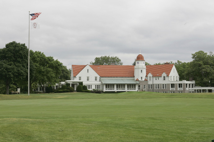 Chicago Golf Club -- Wheaton, Ill.                       You want history? Designed by Charles B. Macdonald, it's one of the oldest 18-hole courses in the country, and one of the five clubs that joined forces to found the United States Golf Association. Sure, it's been 102 years since it last held the Open. But not to worry. Grow the rough, tuck the pins, and make everyone named Bubba play with hickory sticks.