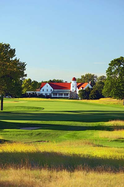 No. 9: Chicago Golf Club, Wheaton, Ill.                           (No. 25 on Golf Magazine's Top 100 Courses in the World)