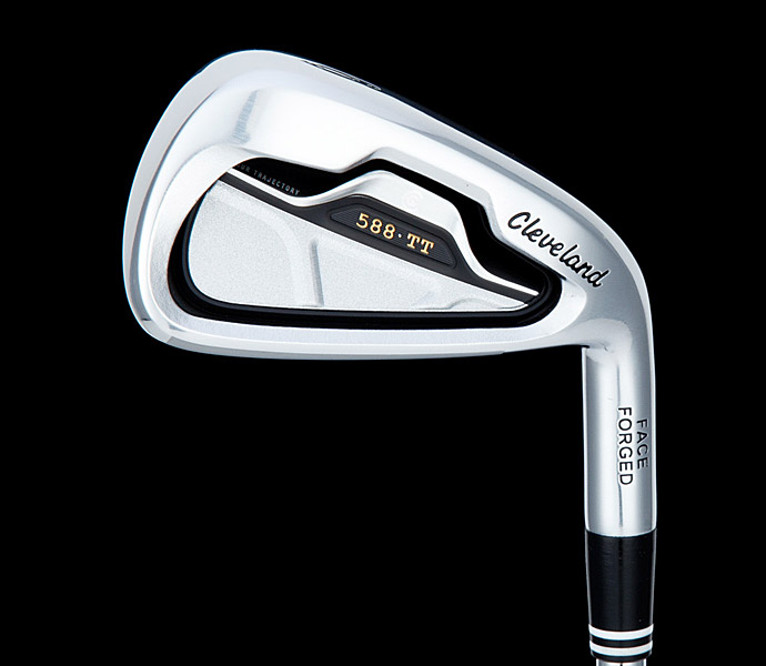 Cleveland 588 TT Irons                       Price: $699, steel                       Read the complete review                       Go to ClubTest 2013 Homepage