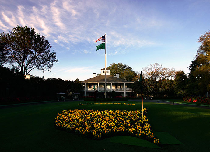 Clubhouse Chatter: The original late 1920s prospectus for Augusta National called for the handsome 1854 manor clubhouse to be razed. The new edifice was to have been outfitted in whitewashed brick and would have housed a gigantic locker room. In 1931, and early member named Harry Atkinson wrote to club co-founder Clifford Roberts, stating that Atkinson's wife was quite fond of the building and asked that it be renovated instead. With money tight at the time, the clubhouse survived -- and prospered.