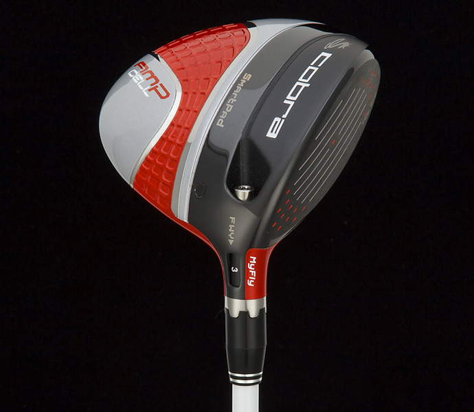 Cobra AMP Cell Fairway Woods                       Read the complete review                       Price: $219