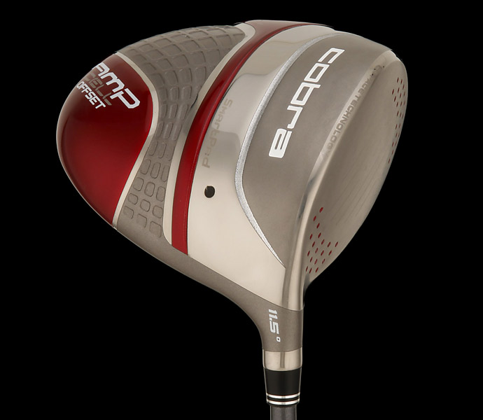 Cobra AMP Cell Offset Driver                       Read the complete review                       Price: $249