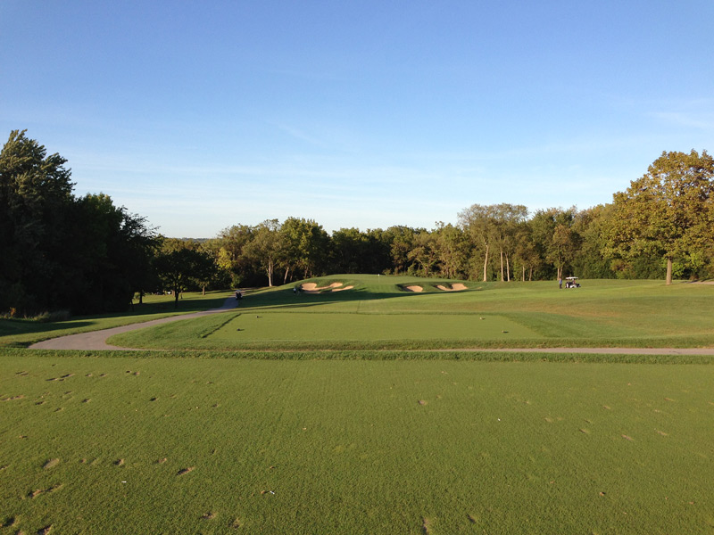 Cog Hill (Dubsdread) -- Lemont, Ill.                           Submitted by David LaPrade